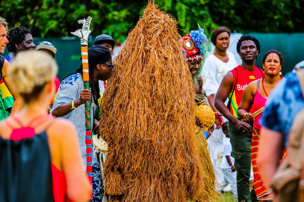 Africa Days Festival - Afrika Tage Wien<small>© Event Fokus GmbH / Afrika Tage Wien</small>