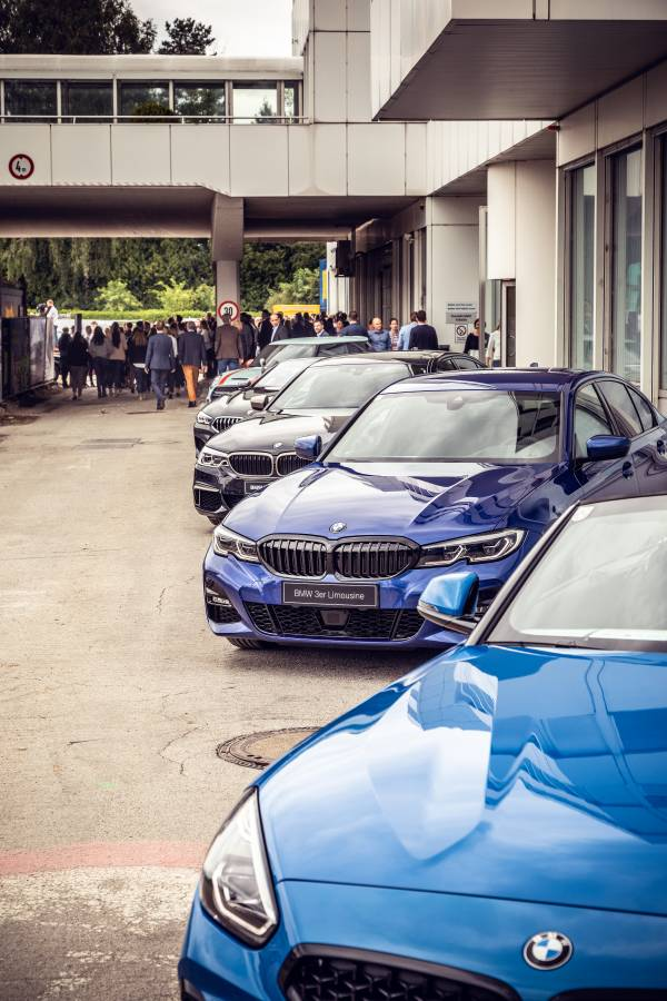 Foundation Ceremony BMW Group Campus Salzburg<small>© BMW Group Österreich / Presse Kontakt BMW Group</small>
