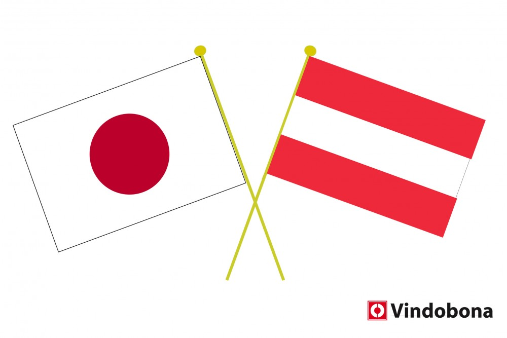 150 Years Diplomatic Relations Japan Austria<small>© Vindobona</small>