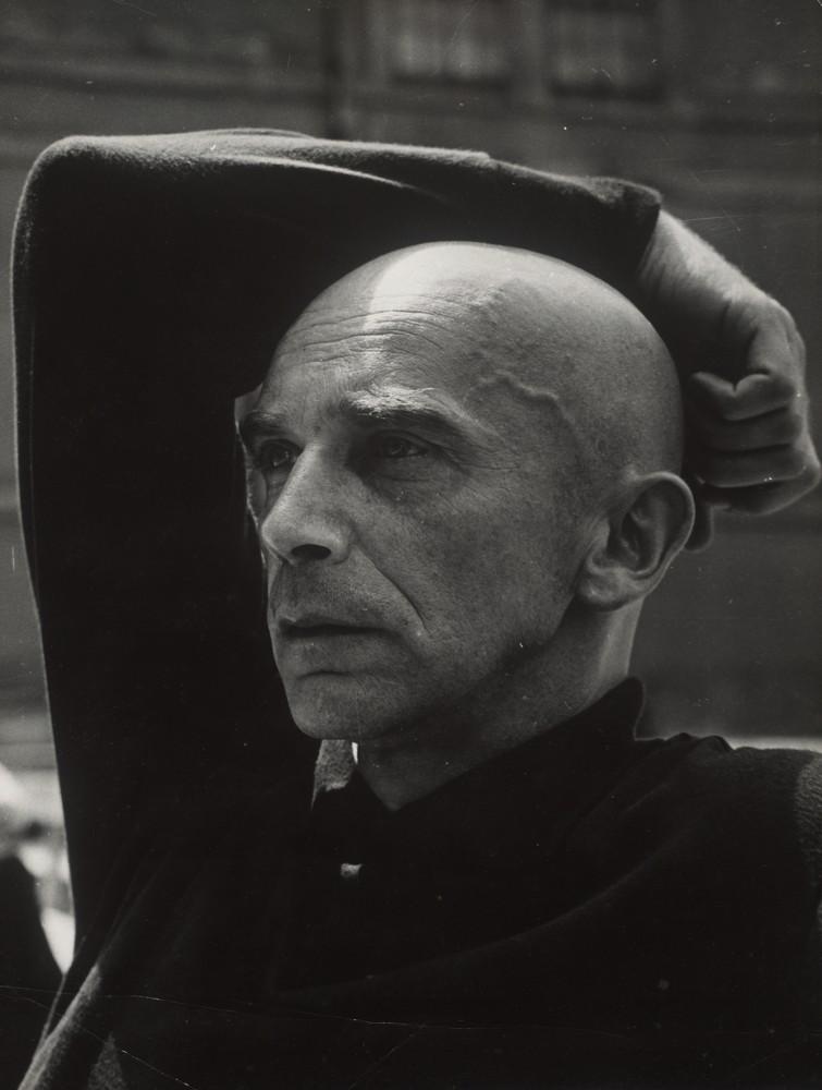 Der Tänzer und Choreograf Harald Kreutzberg.<small>© Okamoto / ÖNB</small>