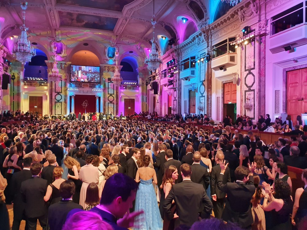 IAEA Staff Ball 2020<small>© Vindobona.org</small>