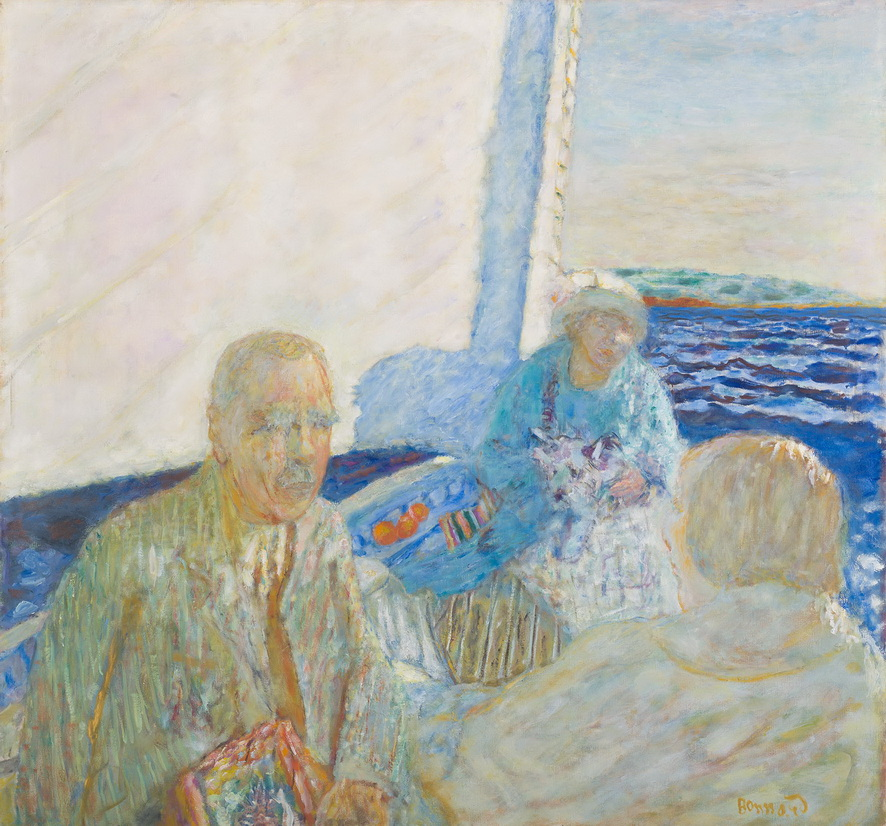 Pierre Bonnard - Boat Trip, 1924<small>© Private Collection</small>