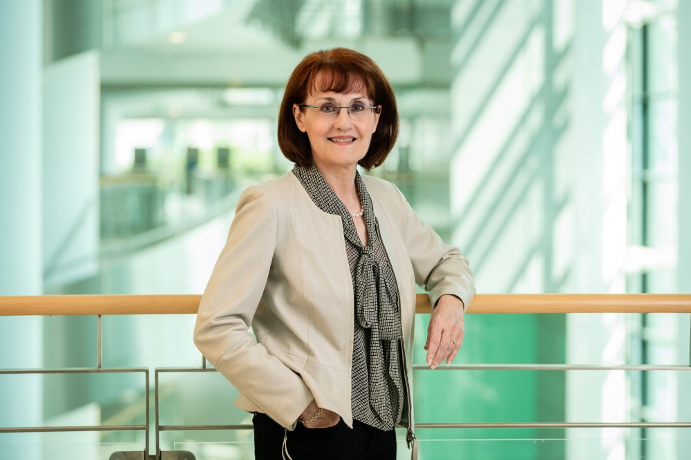 Dr. Gabriela Petrovic<small>© Statistik Austria/Ranger–Marton</small>