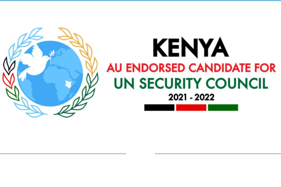 Kenya's UN Security Council Endorsement<small>© The Embassy/Permanent Mission of the Republic of Kenya</small>