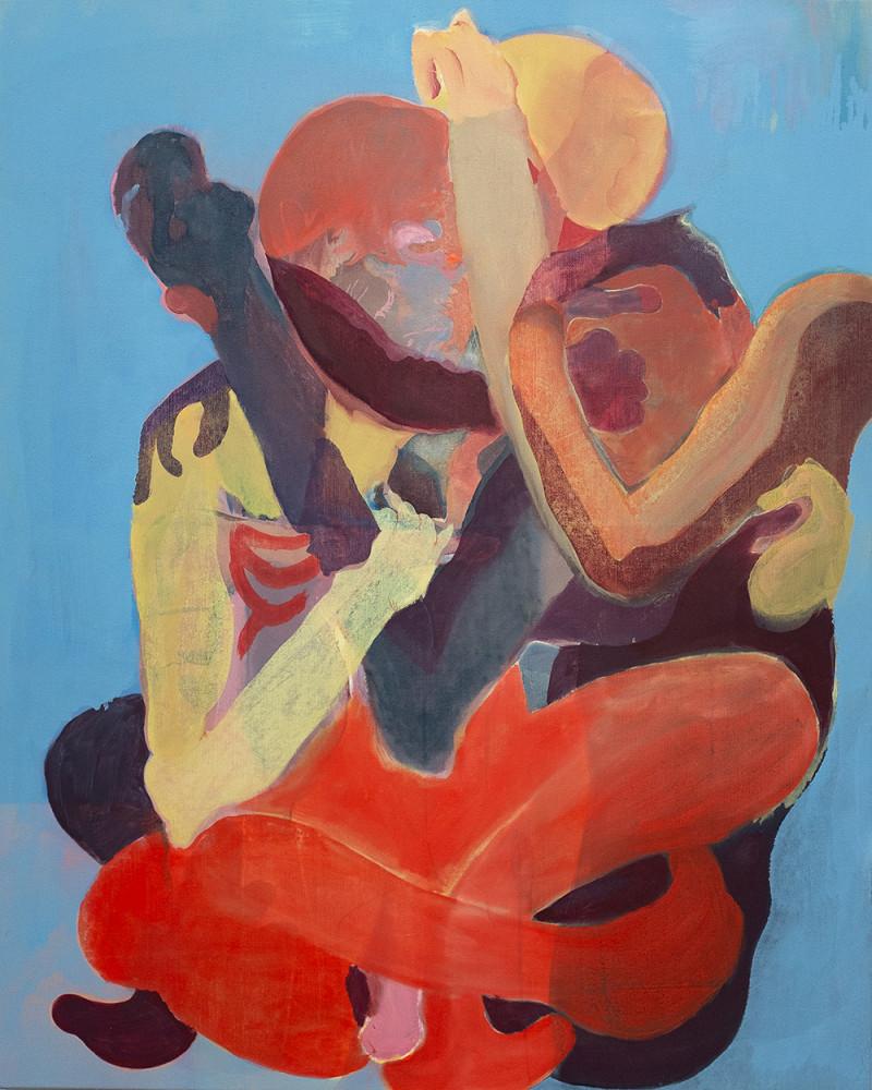 Daniel Domig (geb. 1983), Let's hug until it's over<small>© Thomas Weitzman</small>