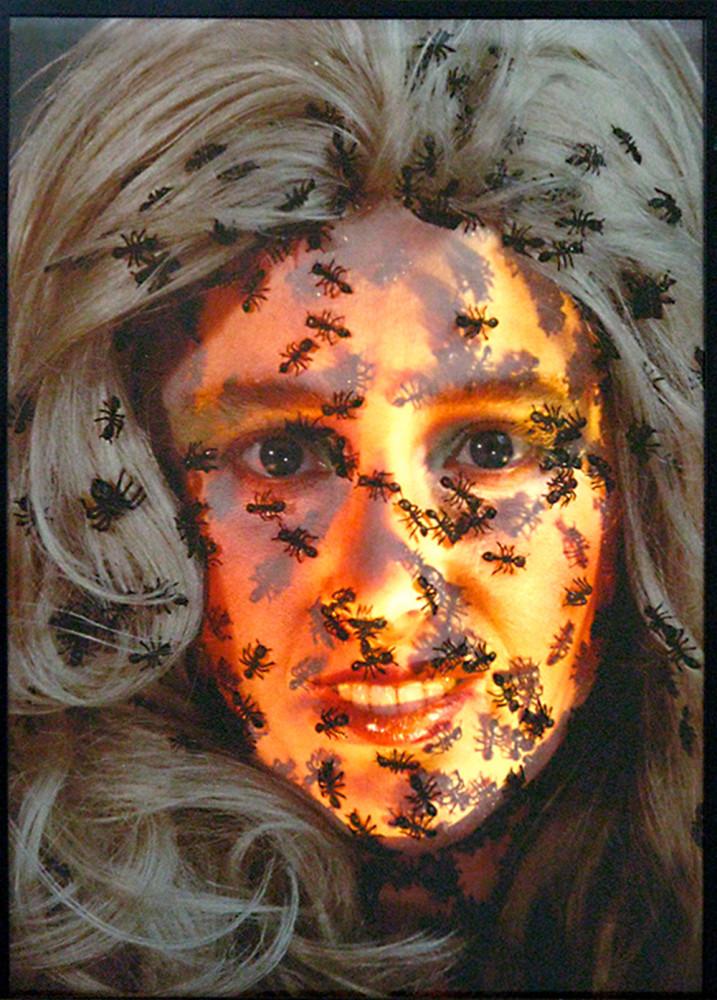 Cindy Sherman, 1989, Multiple. Zwei Farbdias in Leuchtkasten<small>© Neue Kunst Gallery</small>