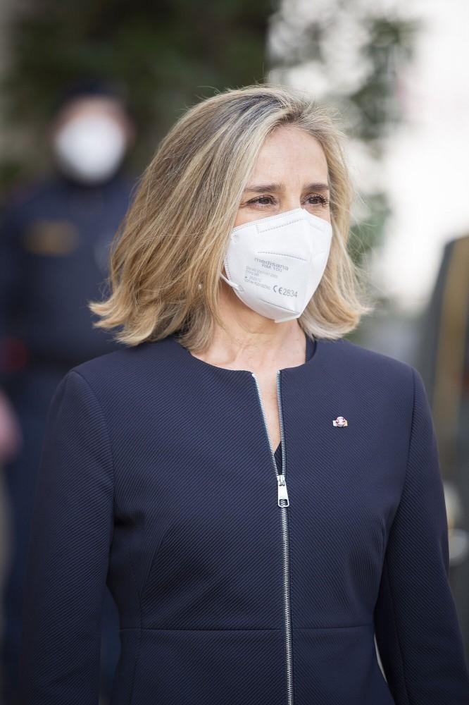 H.E. Ms. Cristina FRAILE JIMÉNEZ DE MUÑANA, Ambassador Spain<small>© Carina Karlovits und Peter Lechner/HBF</small>