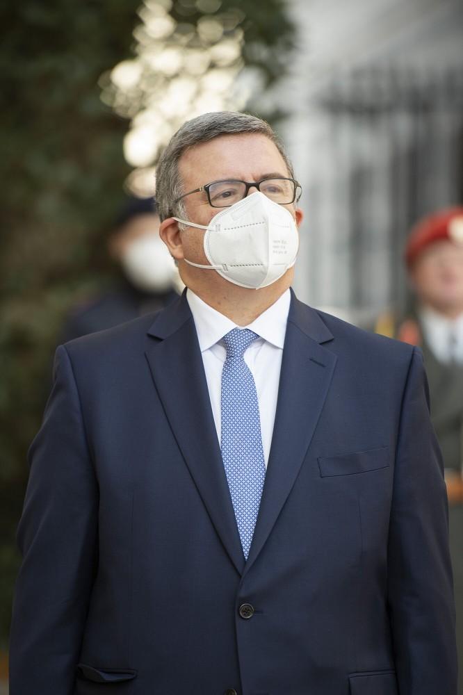 H.E. Mr. Gustavo E. AINCHIL, Ambassador Argentine Republic<small>© Carina Karlovits und Peter Lechner/HBF</small>