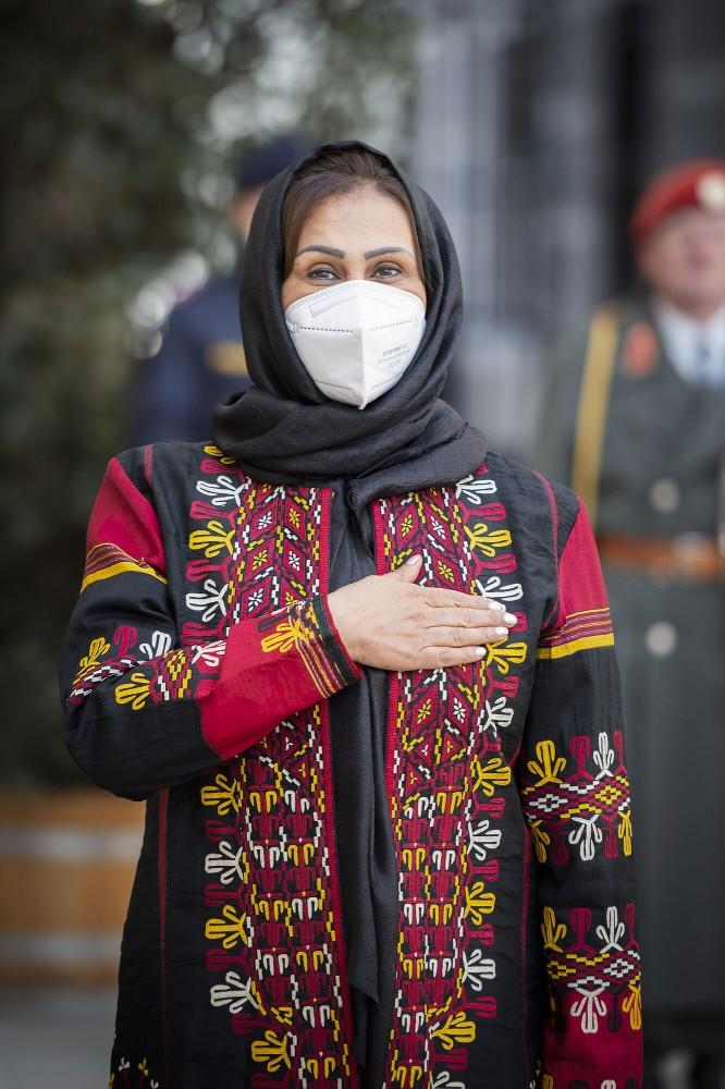 H.E. Mrs. Manizha BAKHTARI, Ambassador Afghanistan<small>© Carina Karlovits und Peter Lechner/HBF</small>