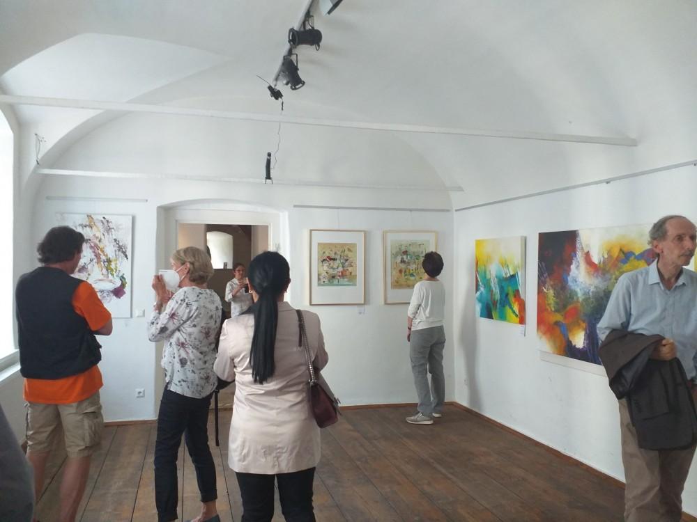Exhibition<small>© Birgit Adelsberger</small>