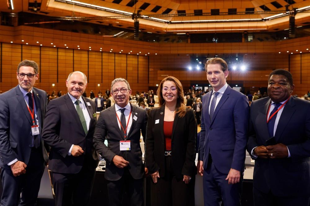 Fifth World Conference of Speakers of Parliament<small>© Bundeskanzleramt (BKA) / Dragan Tatic</small>