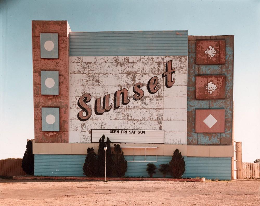 Stephen Shore: West 9th Avenue, Amarillo, Texas, October 2, 1974<small>© Stephen Shore. Courtesy 303 Gallery, New York</small>