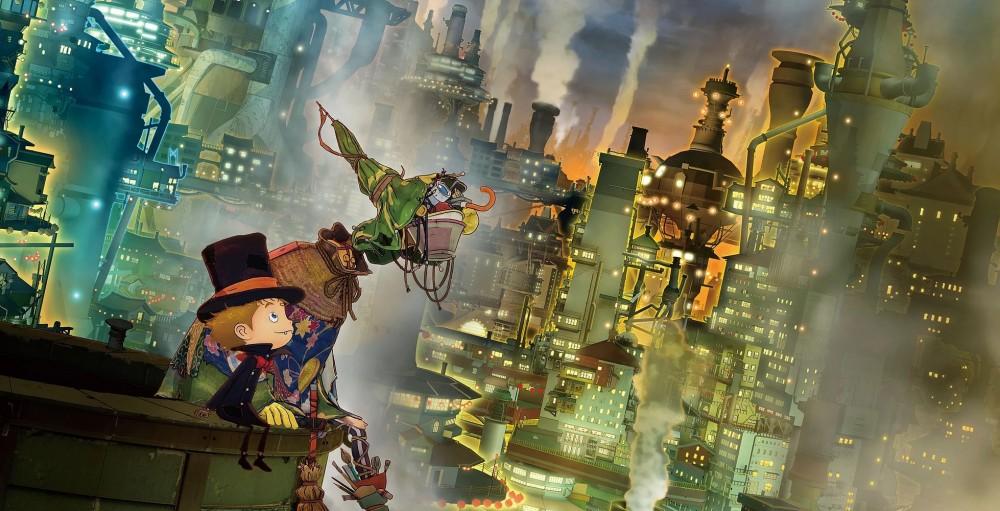Poupelle of Chimney Town, directed by Yusuke Hirota<small>© Studio 4°C / Yoshimoto Kogyo / 2021 ÖJG</small>