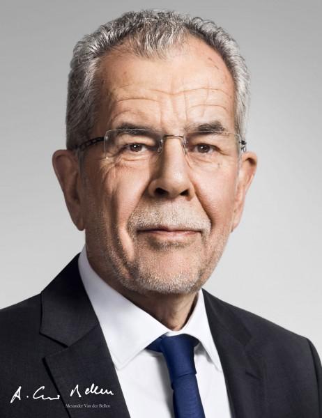 Alexander Van der Bellen: 12th and current President of the Federal Republic of Austria<small>© www.bundespraesident.at / Jork Weismann / HBF</small>