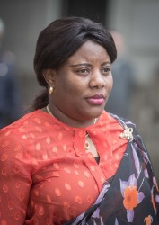 Ambassador of the Republic of Burundi to Austria: H.E. Ms. Else Nizigama Ntamagiro<small>&copy www.bundespraesident.at / Daniel Trippolt / HBF</small>