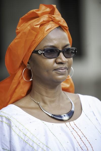 Ambassador of the Republic of Mali to Austria: H.E. Ms. Oumou Sall-Seck<small>© www.bundespraesident.at / Carina Karlovits and Laura Heinschink/HBF</small>