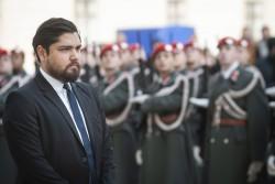 Ambassador of Nicaragua, Carlos Ernesto Morales Dávila