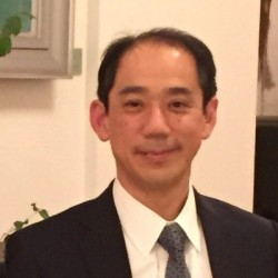 H.E. Mr. Mitsuru Kitano is the Permanent Representative and Ambassador Extraordinary and Plenipotentiary of Japan to the International Organizations in Vienna<small>&copy Ministry of Foreign Affairs of Japan</small>