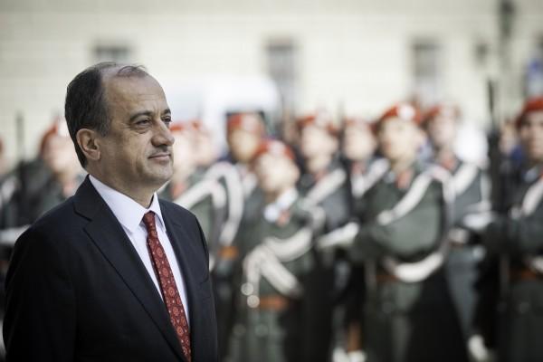 Ambassador of the Republic of Turkey to Austria: H.E. Mr. Ümit Yardim<small>© www.bundespraesident.at / Carina Karlovits and Laura Heinschink/HBF</small>