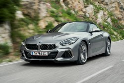 The new BMW Z4 is the successor to BMW models, which were also built in Graz.<small>© BMW Group / BMW Austria Gesellschaft mbH</small>