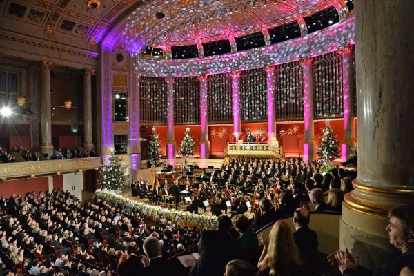 Christmas in vienna concert at the wiener konzerthaus programme