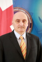 Ambassador of Georgia to Austria and to the United Nations in Vienna: H.E. Mr. David Dondua<small>© Ministry of Foreign Affairs of Georgia</small>
