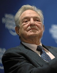 Orban forces Soros to move to Vienna<small>© Wikipedia / Sandstein</small>