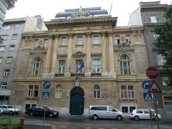 Greek Embassy Vienna Palais Vrints zu Falkenstein