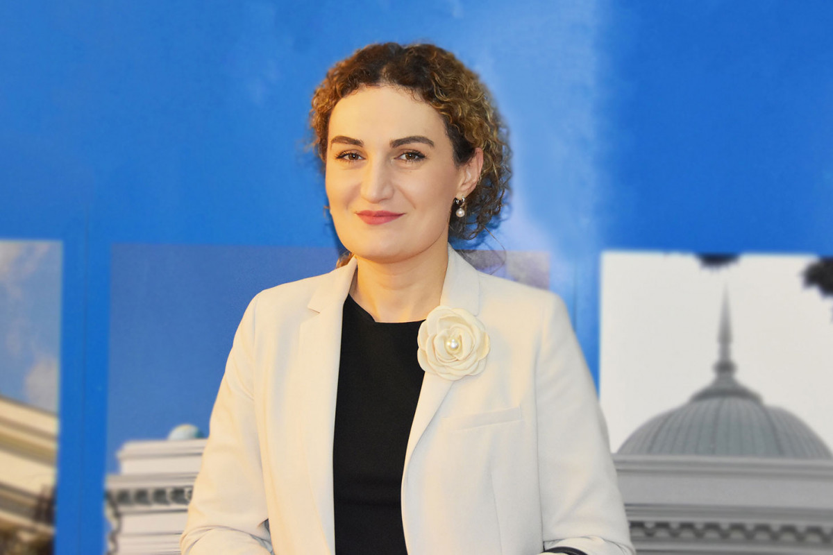 H.E. Ketevan Tsikhelashvili is the newly appointed Ambassador of Georgia to the Republic of Austria and Permanent Representative to the International Organizations in Vienna (Picture: Tsikhelashvili in 2018.)<small>© Wikimedia Commons / Malkhaz Tchubabria / CC BY-SA (https://creativecommons.org/licenses/by-sa/4.0)]</small>