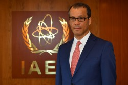 IAEA Chief Coordinator Cornel Feruta, has been designated by the Agency's Board of Governors as acting Director General of the IAEA until a new Director General assumes office.<small>© IAEA International Atomic Energy Agency / Dean Calma (CC BY 2.0)</small>