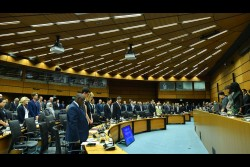 IAEA Member States Pay Tribute to Late Director General Yukiya Amano<small>© IAEA International Atomic Energy Agency / Dean Calma (CC BY 2.0)</small>