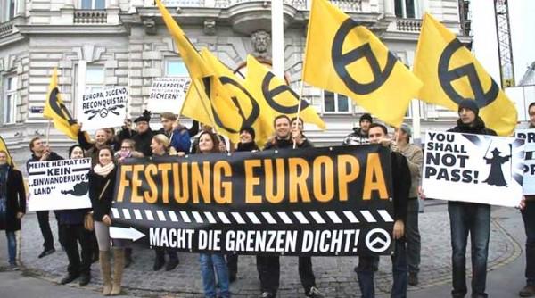 Austrian Attache At Tel Aviv Embassy Poses In T Shirt Of Right Wing Identitarians Vindobona Org Vienna International News