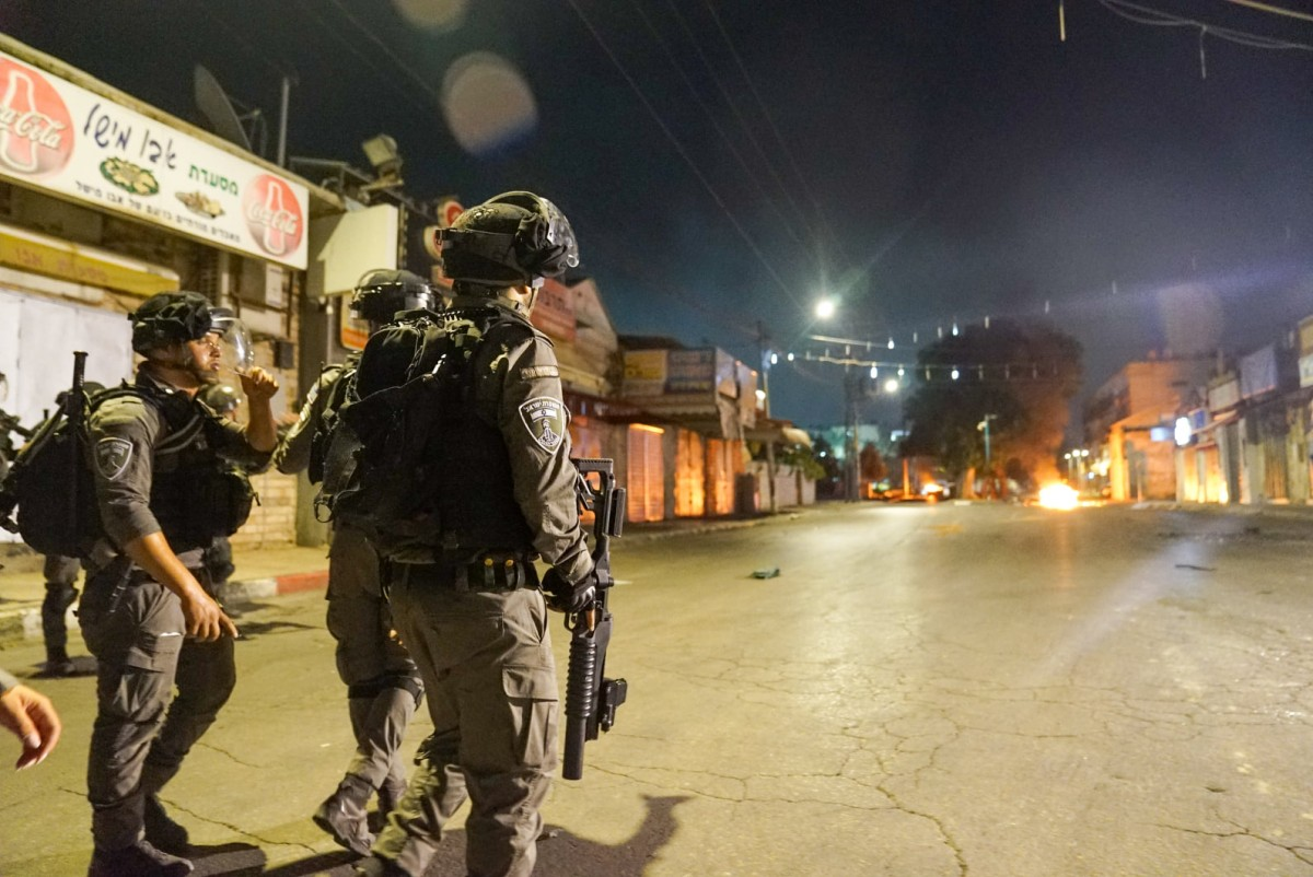 The crisis was triggered by disturbances on May 6, 2021, when Palestinians began protests in East Jerusalem over an anticipated decision of the Supreme Court of Israel on the eviction of six Palestinian families in Sheikh Jarrah.<small>© Wikimedia Commons / Israel Police, CC BY-SA 3.0 </small>