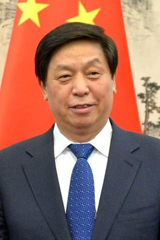 Li Zhanshu, current 
