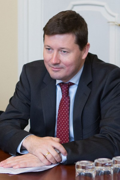 Dr. Martin Selmayr will become EC Head of Representation in Vienna from 1 November 2019.<small>© Wikimedia Commons / Saeima [CC BY-SA 2.0 (https://creativecommons.org/licenses/by-sa/2.0)]</small>
