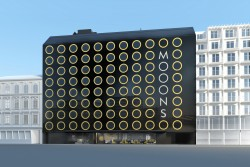 Moons - New Boutique Hotel Opens in Vienna in October 2019.<small>© MOOONS Operations Alpha GmbH / ARCOTEL Hotels</small>