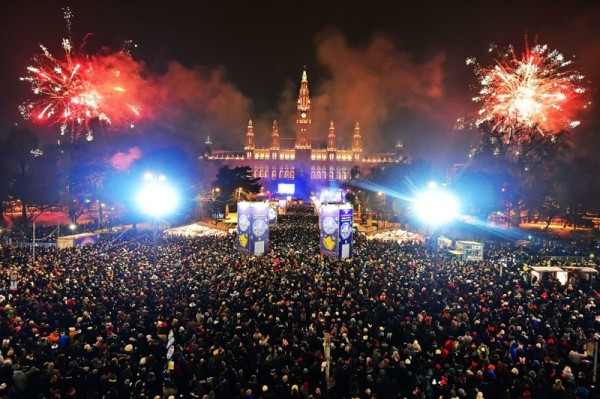 Concerts On New Years Eve 2018