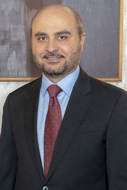 New OFID Director-General Dr. Abdulhamid Alkhalifa<small>© OFID OPEC Fund for International Development</small>