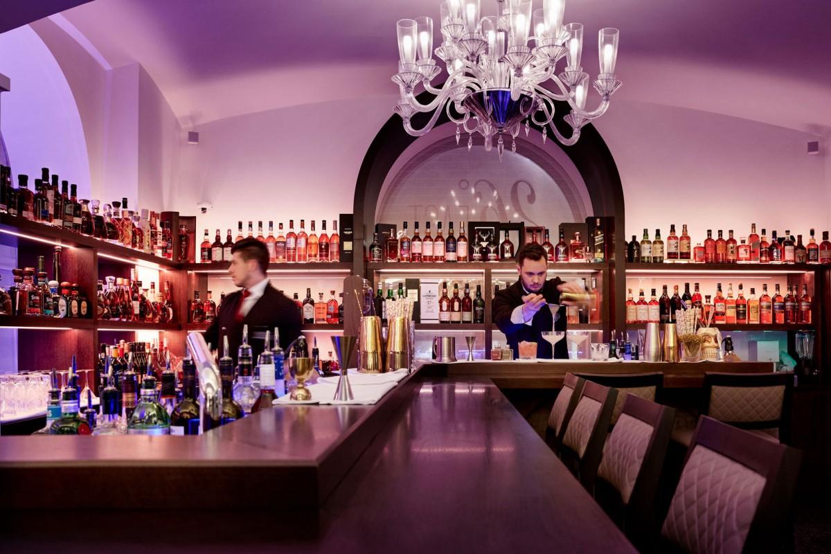 26°EAST: Glamorous Opening of New Champagne Bar at Hotel Palais Hansen Kempinski<small>© Palais Hansen Kempinski Vienna</small>