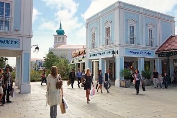Austrian Outlet Center Market is Saturated   Picture  © McArthurGlen  Designer Outlet Parndorf a759582d93a