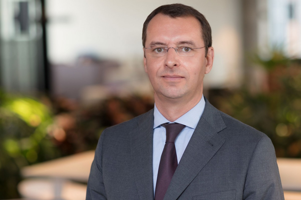 Patrick Zehetmayr (49) is a real estate expert with extensive banking experience.<small>© Erste Group</small>