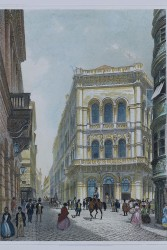 Open House Vienna: Architecture for all<small>© Wikimedia Commons / After Rudolf von Alt [Public Domain]</small>