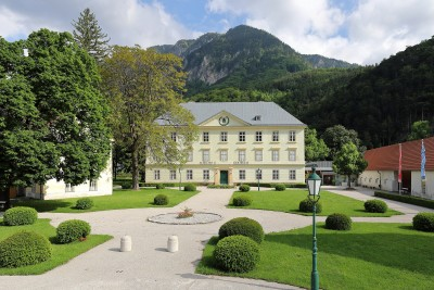 """Austrian Contemporary Art at Reichenau Castle: """"Tension of the Moment""""<small>© Wikimedia Commons / Bwag, CC BY-SA 4.0 </small>"""