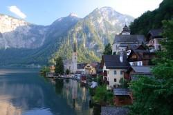 upper austria hallstatt.'
