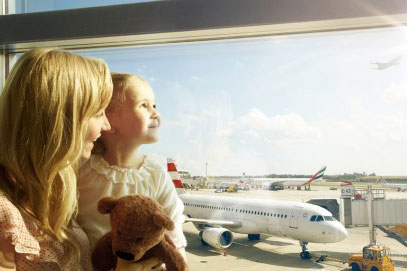 74 airlines regularly flew to Vienna Airport (Flughafen Wien Schwechat) in 2018, serving 205 destinations in 71 countries.<small>© Austrian Airlines</small>