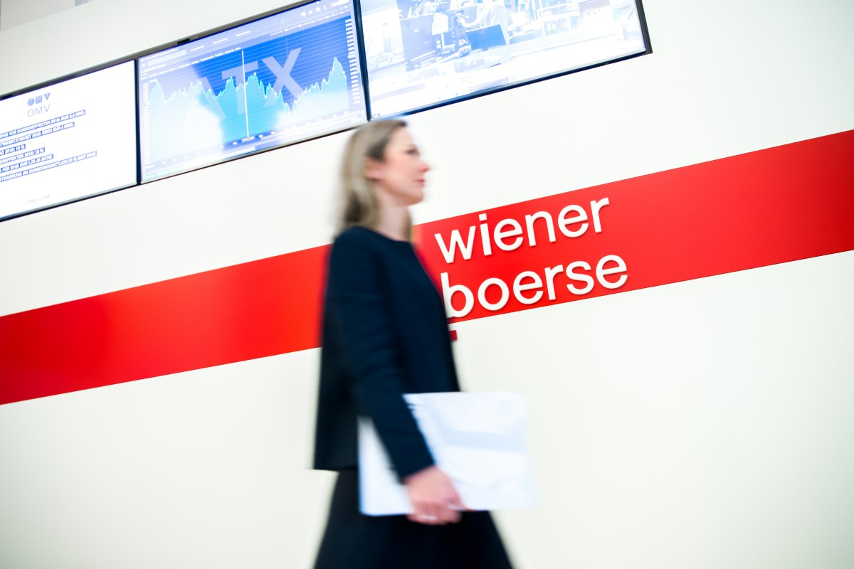 The Vienna Stock Exchange (Wiener Börse AG) was founded in 1771 by Maria Theresia as one of the first securities exchanges in the world.<small>© Wiener Börse AG / VSE Vienna Stock Exchange</small>