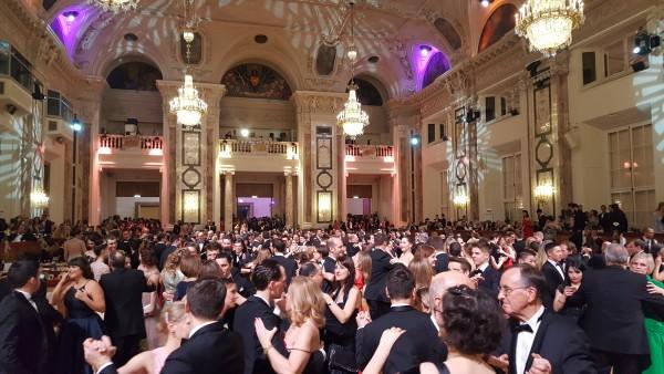 WU Vienna University of Economics and Business Ball 2019<small>© Vindobona.org</small>